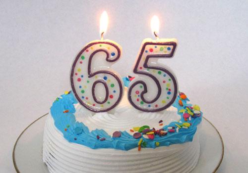 Cornerstone Community - peterharley's blog - Celebrations begin at 65