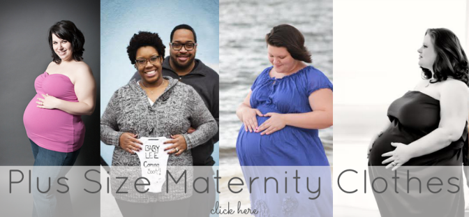 4 Plus Size Maternity Fashion Tips For A Stylish Plus ...